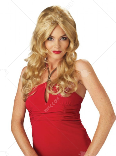 Tabloid Starlet Wig