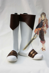 Tales of Phantasia Cless Alvein Cosplay Shoes