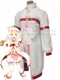 Tales of Symphonia Dawn of the New World Alice Cosplay Costume
