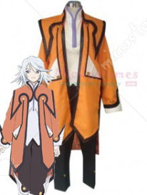 Tales of Symphonia Raine Sage Cosplay Costume