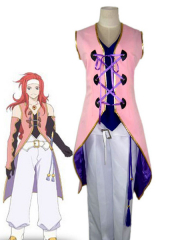 Tales of Symphonia Zeros Wilder Cosplay Costume