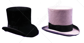 Tall Hat Black