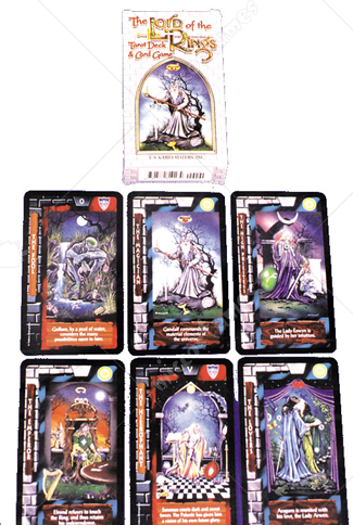 Tarot Card Game Lord Of Rng