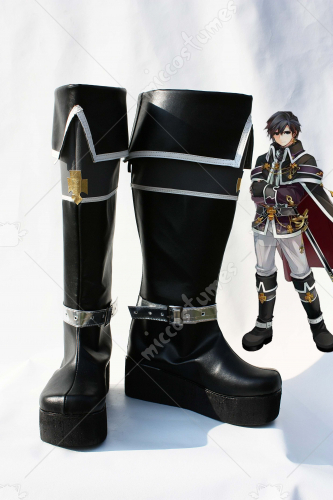 Tartaros Online Aelrot Cosplay Shoes