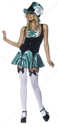 Tea Party Hostess Sexy Adult Costume
