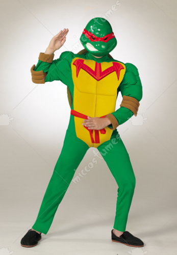 Teenage Mutant Turtle Child Costume