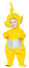 Teletubbies Laa Laa Costume