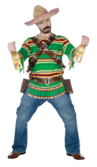 Tequila Pop N Dude Adult Costume