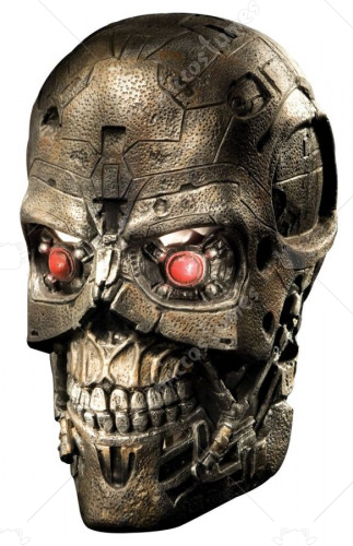 Terminator t600 overhead latex mask