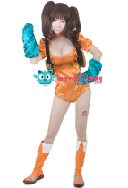 The Seven Deadly Sins Diane Cosplay Costume