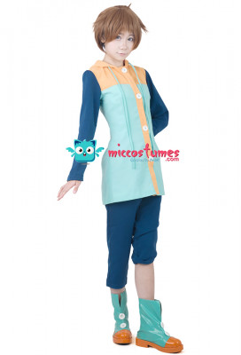 The Seven Deadly Sins King Cosplay Costume