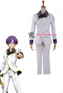 The Swordbringer comes back Moroha Haimura Cosplay Costume