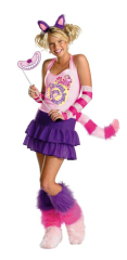 The Cheshire Cat Tween and Teen Costume