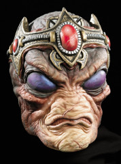 The Alien Commander Mask