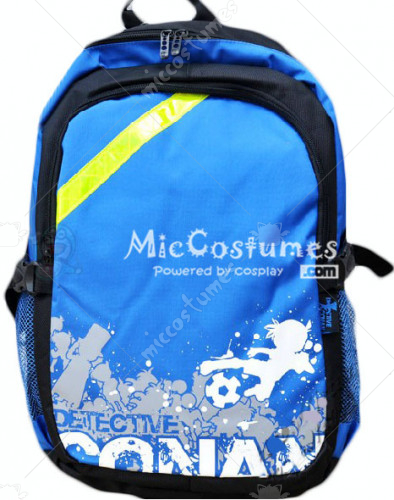 The Eleventh Striker Conan Blue School Bag