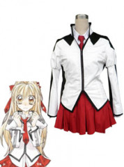 The Gentlemens Alliance Girls School Uniform Cosplay Costume