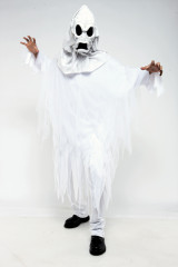 The Ghost Mens One Size Adult Costume