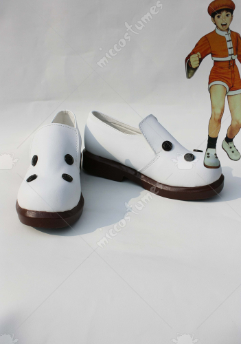 The King of Fighters Bao Cosplay Shoes
