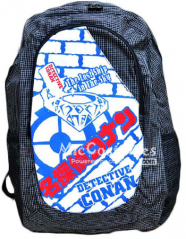 The Last Ship in the Sky Conan Tartan Design Backpack