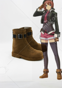 The Legend of Heroes Ao No Kiseki Noel Seeker Cosplay Shoes
