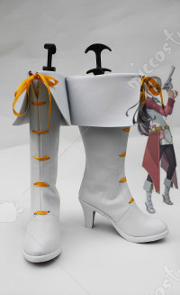 The Legend of Heroes Elie Cosplay Chaussures