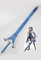 The Legend of Heroes Sen no Kiseki Laura S Arseid Cosplay Sword
