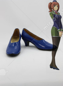 The Legend of Heroes Trails of Azure Fran Cosplay Shoes
