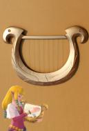 The Legend of Zelda Princess Cosplay Harp