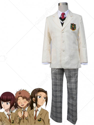 The Prince of Tennis Hyotei Gakuen Men Uniform Cosplay Costume