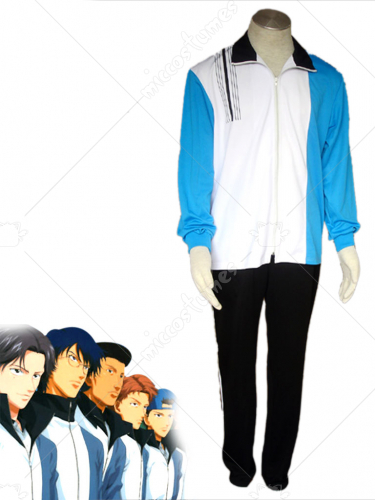 The Prince of Tennis Hyotei Gakuen Men Winter Uniform