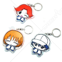 The Prince of Tennis Keychain