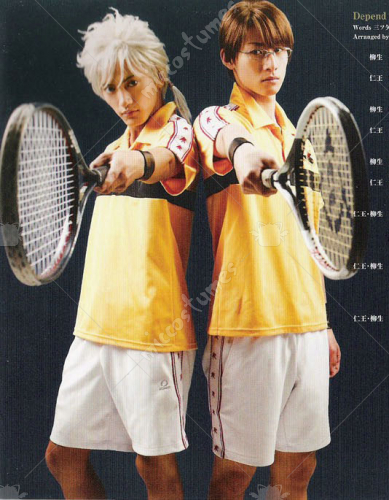 The Prince of Tennis Rikkaidai Fuzoku Men Summer Uniform