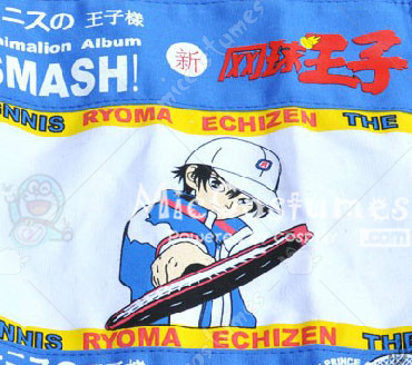 The Prince of Tennis Ryoma Scroll Pencil Bag