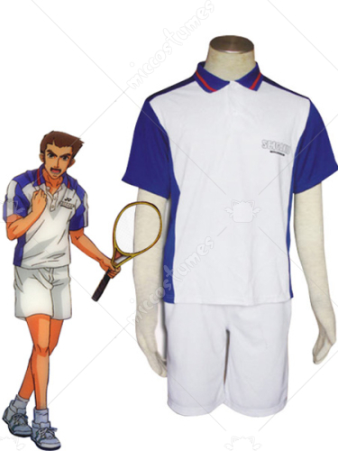 The Prince of Tennis Seigaku Cosplay Costume