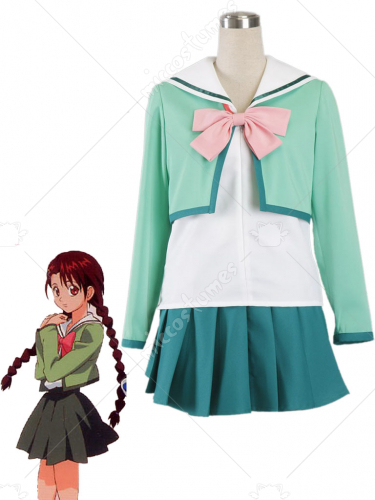 The Prince of Tennis Seigaku Women Winter Uniform