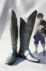 The Sacred Blacksmith Luke Ainsworth Cosplay Shoes