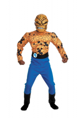 The Thing Muscle With Mask Costume