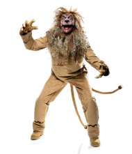 The Wicked Of oz Lion Mens Adult Costume