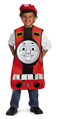 Thomas the Tank James Costume