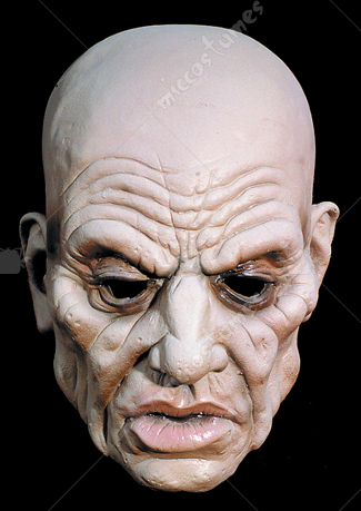 Thug Mini Monster Latex Mask