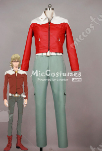 Tiger Bunny Barnaby Brooks Jr Cosplay Costume