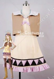 Tiger Bunny Blue Rose Karina Lyle Cosplay Costume