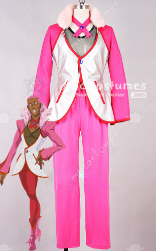 Tiger Bunny Fire Emblem Nathan Seymour Cosplay Costume