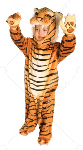 Tiger Plush Costume
