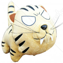 Tiger X Dragon Stuffed Tiger