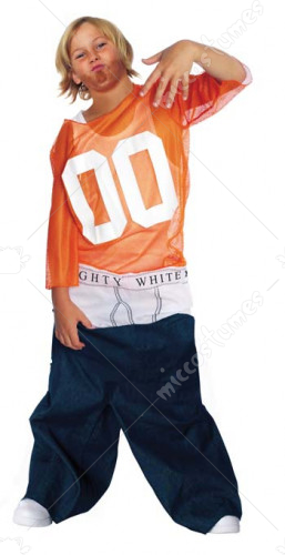 Tighty Whitey Child Costume