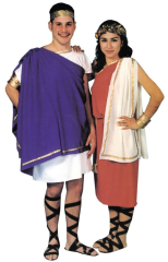 Toga Man Adult Costume