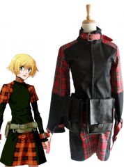 Togainu no Chi Rin Cosplay Costume