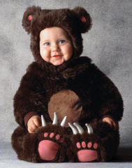 Tom Arma Brown Bear Costume