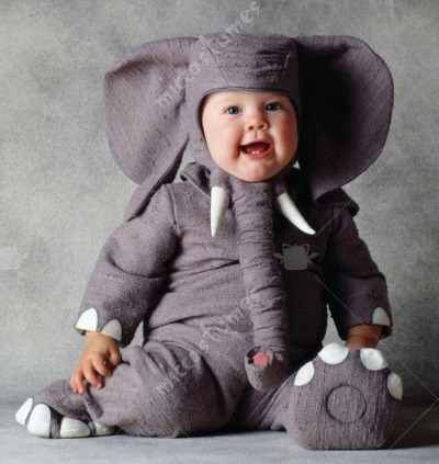 Tom Arma Elephant Costume